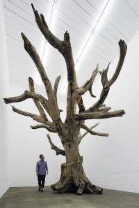 Ai Weiwei: Tree, 2009-2010 Foto: © NOSHE