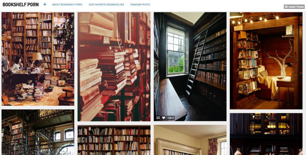 http://bookshelfporn.com